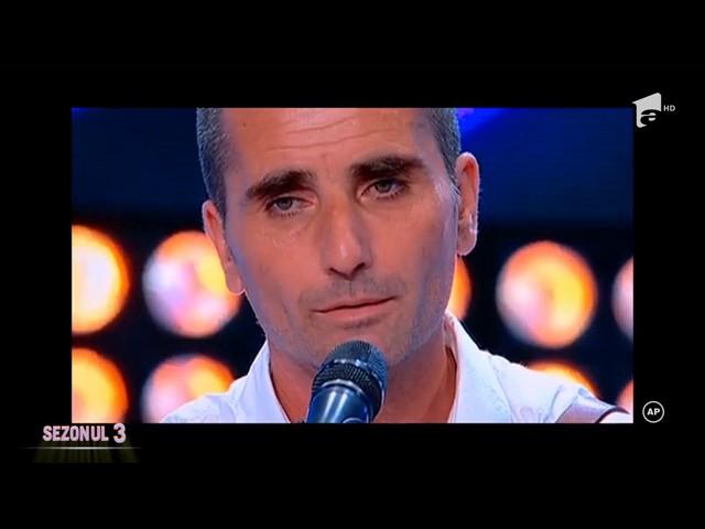 Sezonul 3- Elvis din Colentina! A venit special la X Factor pentru .. Adriana