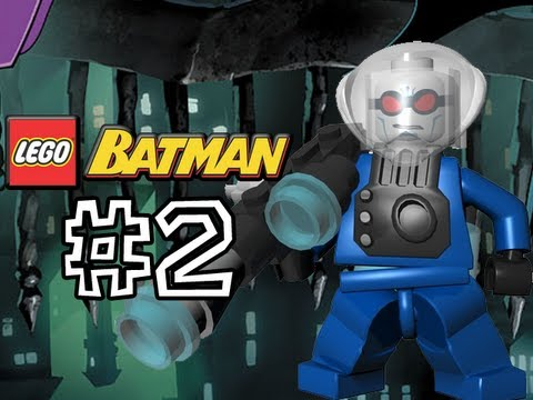 LEGO Batman - Villains - Episode 2 - On the Rocks (HD Gameplay Walkthrough)