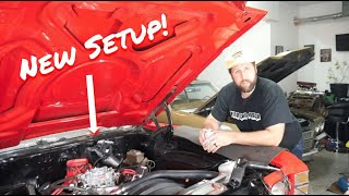 Chevelle Gets Edelbrock, Cold Case, and Wheel Updates! - Vice Grip Garage EP54