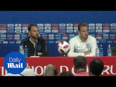 Gareth Southgate and Harry Kane look ahead to quarter-finals - Daily Mail