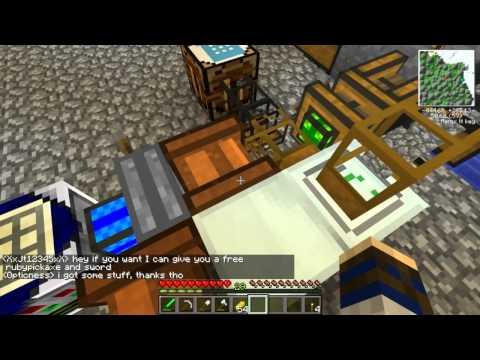 Minecraft FTB Online: Episode 1- Getting Started