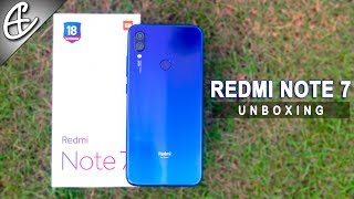 Redmi Note 7 Unboxing & Hands On - The King is BACK!!!