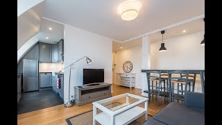 (Ref: 92075) 1-Bedroom furnished duplex for rent on Avenue Achille Peretti (Neuilly-sur-Seine)