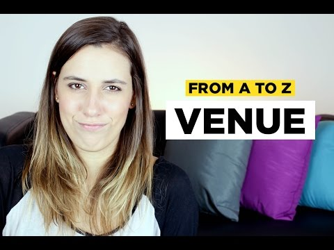 Cintia Disse - Venue (veda From A To Z) video