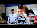 How To Score More Marks For SSC Students   10th Class Students
