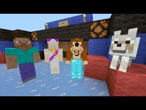 Minecraft Xbox Doggy Hockey 233