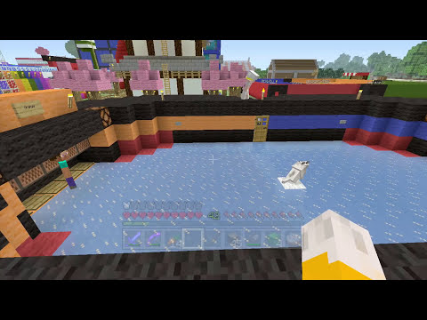 Minecraft Xbox - Doggy Hockey [233]