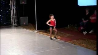 Sophie Miklosovic, Age 5 2006 - First Solo Performance EVER