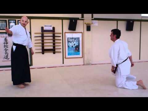 Jay savery sensei yoshinkan aikido