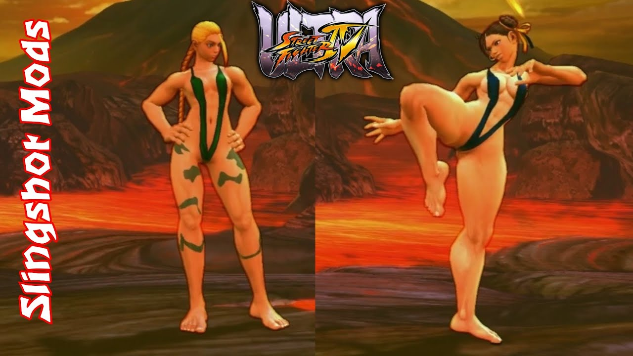 Street fighter iv nud naked usa girls