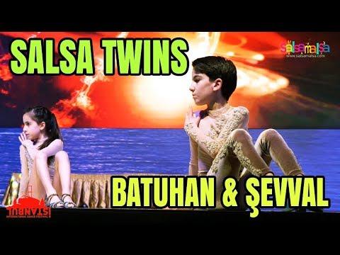 SALSA TWINS BATUHAN & ŞEVVAL (Salsa Dance Performance Video)