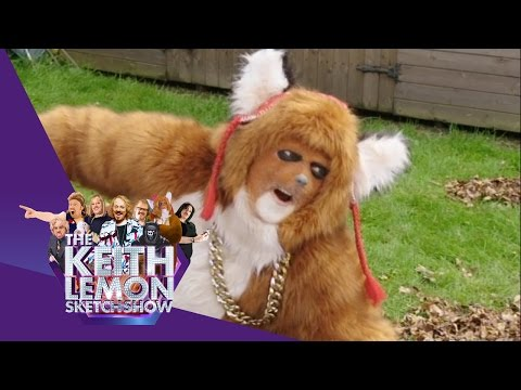 The Urban Fox Gets Caught In Illegal Traps | The Keith Lemon Sketch Show Series 2 Episode 5