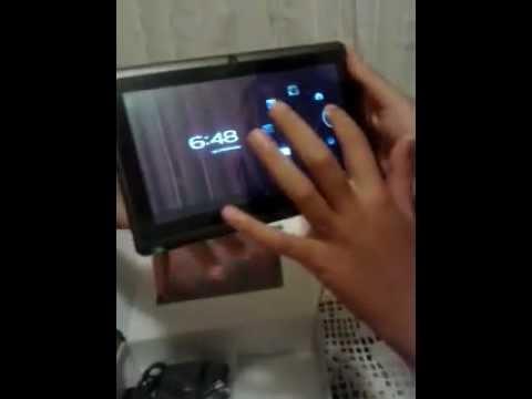 Tutorial tablet navcity