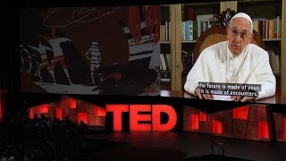 TradCatKnight Special Briefing, Man Centered Francis TED Talk