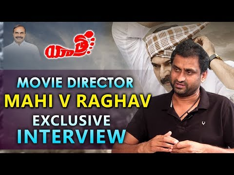 Yatra Movie Director Mahi V Raghav Exclusive Interview | YSR Biopic | Tollywood | YOYO TV Channel