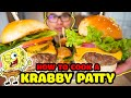 download mp3 dan video How to cook a KRABBY PATTY