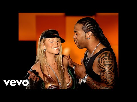 Busta Rhymes and Mariah Carey featuring The Flipmode Squad - I Know What You Want Music Videos