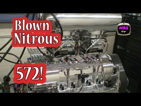 NRE 900 HP Blown 572 BBC.  Veritas Movie Studio.  VMS.  A Media production Company.