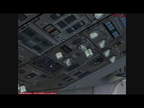 Tutorial: Startup Captain Sim 757 from Cold and Dark