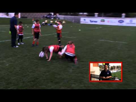 Rookie Rugby - Discipline