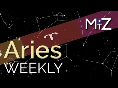 Aries Weekly Horoscope: September 12 to 18th, 2016 - True Sidereal Astrology