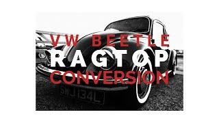 Amazing VW Beetle 1300 Ragtop Conversion
