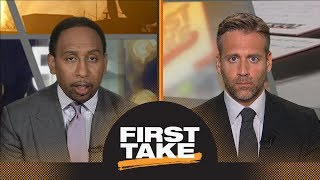 Damian Lillard or Kawhi Leonard: First Take debates who Lakers should target | First Take | ESPN