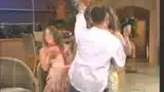 Marlene Favela Dancing Reggeaton