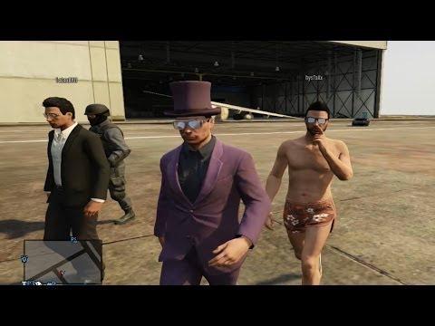 GTA V ONLINE: HOY SOY WILLY - CUATRO ESTRELLAS DOS PUERTAS