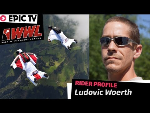 World Wingsuit League Rider Profile: Ludovic Woerth