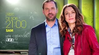 TF1 / SAM SAISON 3 ÉPISODES 1 À 6 avec NATACHA LINDINGER et FRED TESTOT