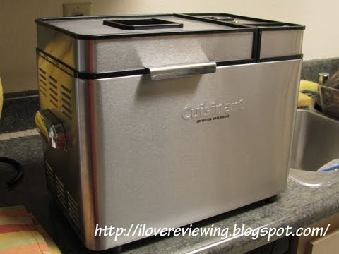 Cuisinart Convection Breadmaker Review