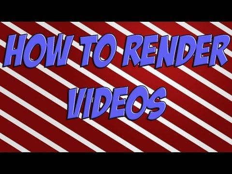 How to Render Videos in Windows Movie Maker