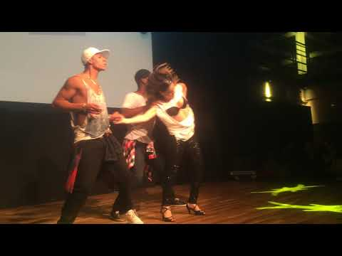 DIZC2014 Dadinho and 2 Others TBT in performance ~ video by Zouk Soul
