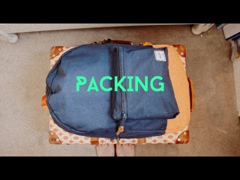 Packing • Millie Goes to Morocco