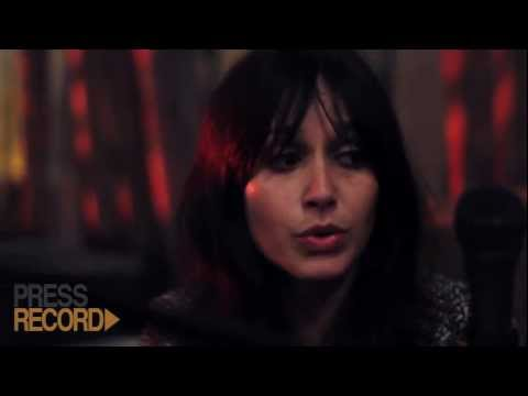 Howling Bells - The Faith | A Pop Up Performance