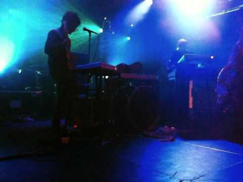 Omar Rodriguez Lopez Group / Bosnian Rainbows -Fun- Live in Zurich Switzerland 01.09.2012