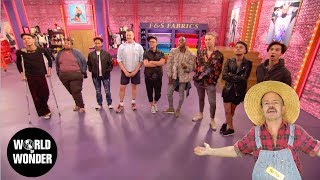 "SPOILER ALERT! RuPaul's Drag Race Season 11 Extra Lap Recap ""From Farm To Runway"""
