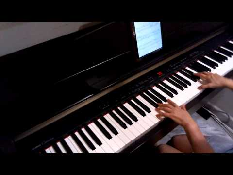 Gummy - Snow Flower (Transposed) (That Winter, The Wind Blows OST) - Piano Sheets