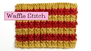 Knitting Gathered Stitches : How to Knit the Gathered Stripes Stitch. ????? ??????? ?? ?????