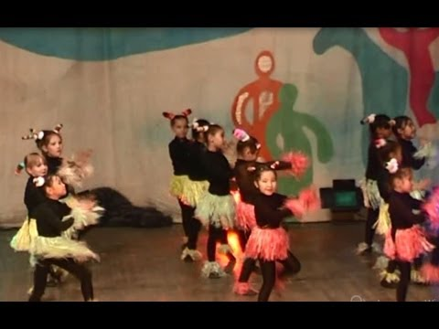 Костюм для танца чунга чанга своими руками