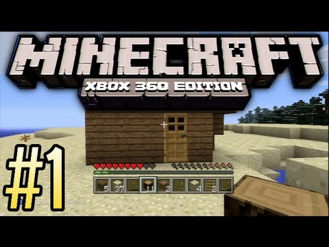 Minecraft 360 Survival Part 1 Lets Get Started I Need Help