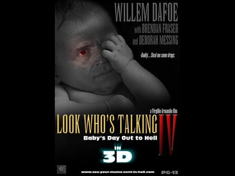 Podtoid - Willem Dafoe In look Who's Talking Iv: Baby's Day Out To Hell! video