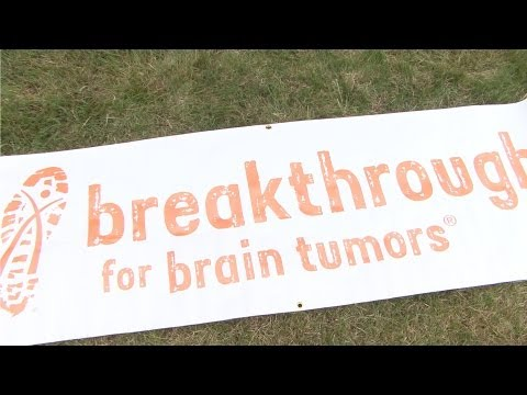 Breakthrough for Brain Tumors Spokane Wa. 2013