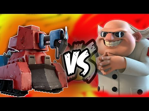 All MAX Scorcher vs Dr Terror Boom Beach!