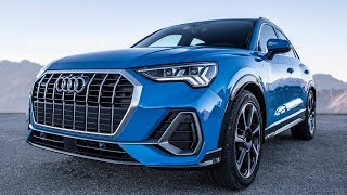 FINALLY!! The 2019 AUDI Q3 - 45TFSI Quattro - CLASS LEADER? It's SO good! Lots of tech