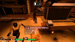 Left 4 Dead 2 (Gameplay) - Enfrentamiento - Parte #9