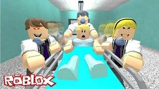 Roblox - ESCAPE DO HOSPITAL DO MAL COM A JULIA MINEGIRL (Escape The Evil Hospital Obby)