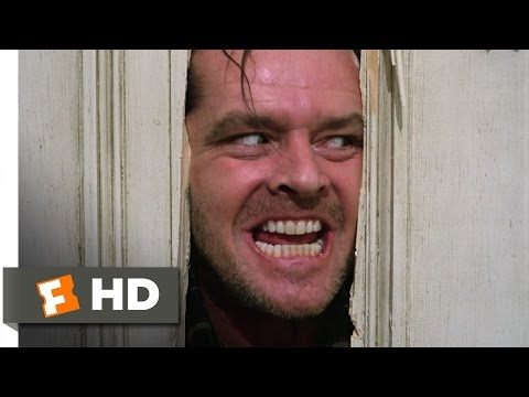 Here's Johnny! - The Shining (5/7) Movie CLIP (1980) HD