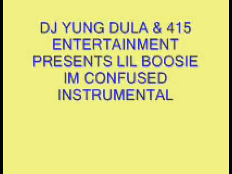 Lil Boosie- Im So Confused Instrumental video